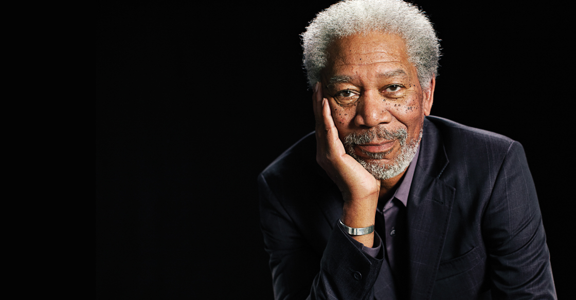 Morgan Freeman Reveals How To Eliminate Racism Awareness Act