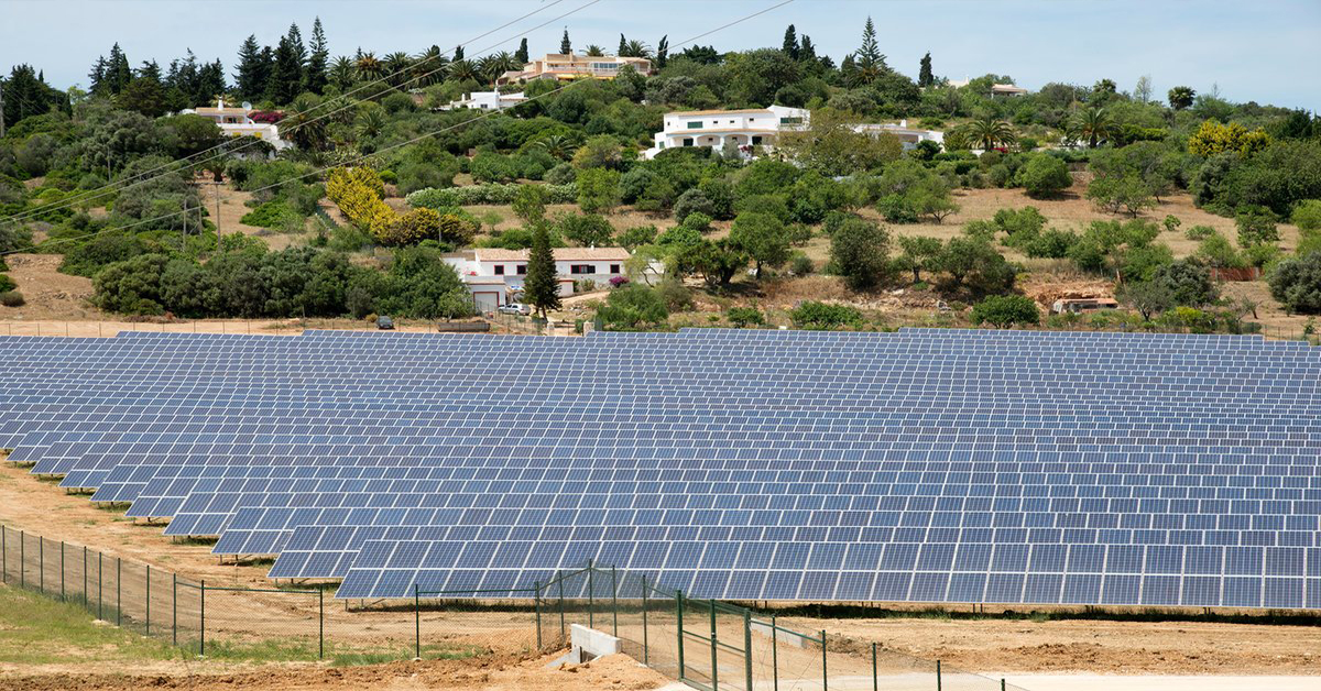 Portugal Powered for Four Days Entirely by Renewable Energy