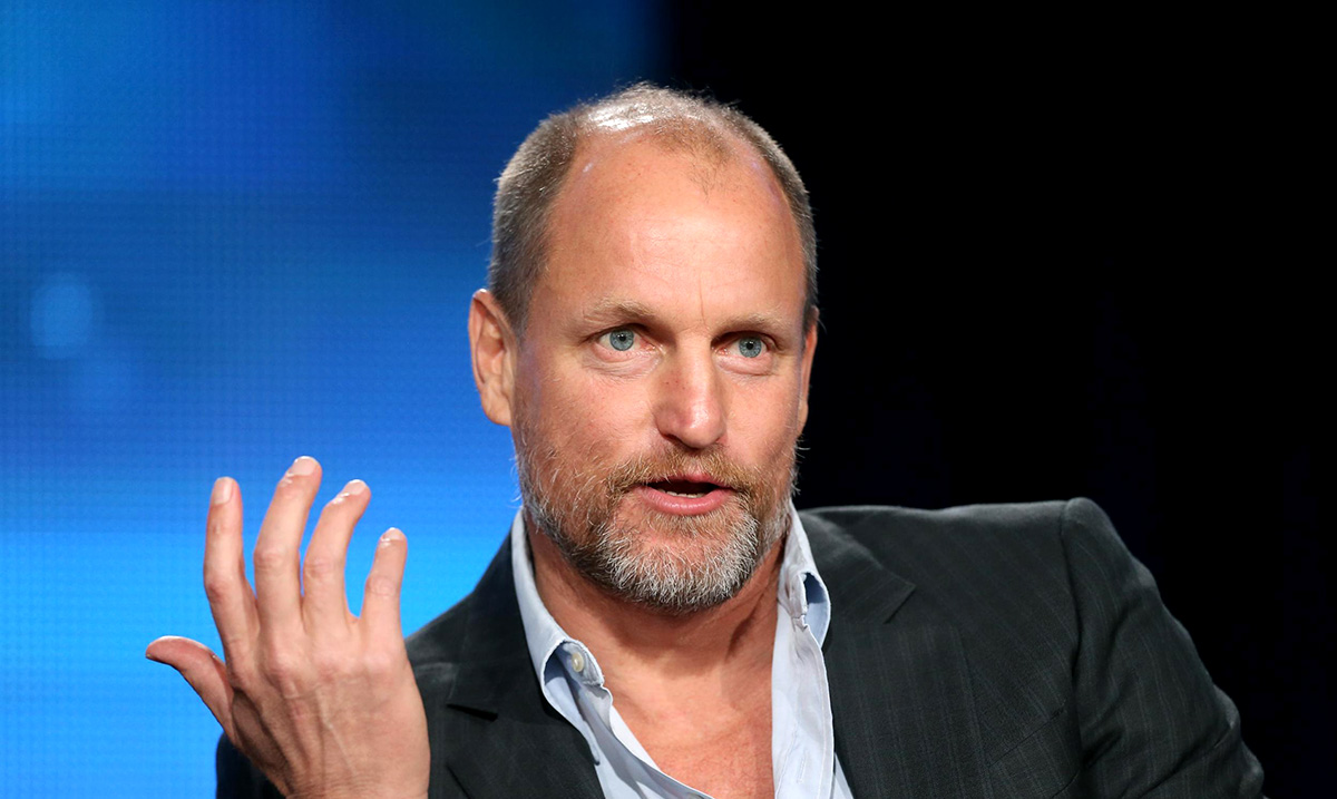 Woody Harrelson's Imminent Message to Humanity