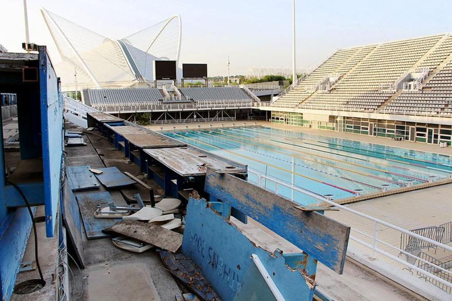 Main Swimming pool athens
