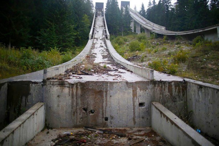 Ski Jump Sarajevo