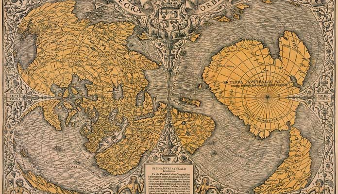 500 year old map explodes earth shattering reality awareness act gumiabroncs Gallery