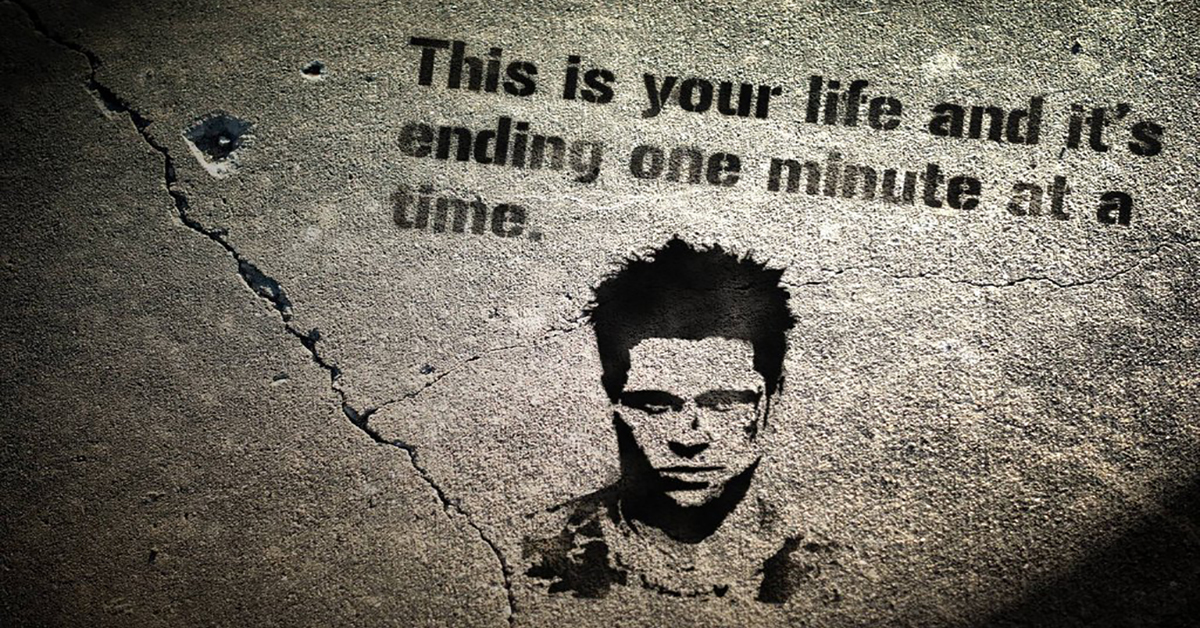 60 Fight Club Quotes That Prove Tyler Durden Is The Best Life Coach Classy Fight For Your Life Quotes