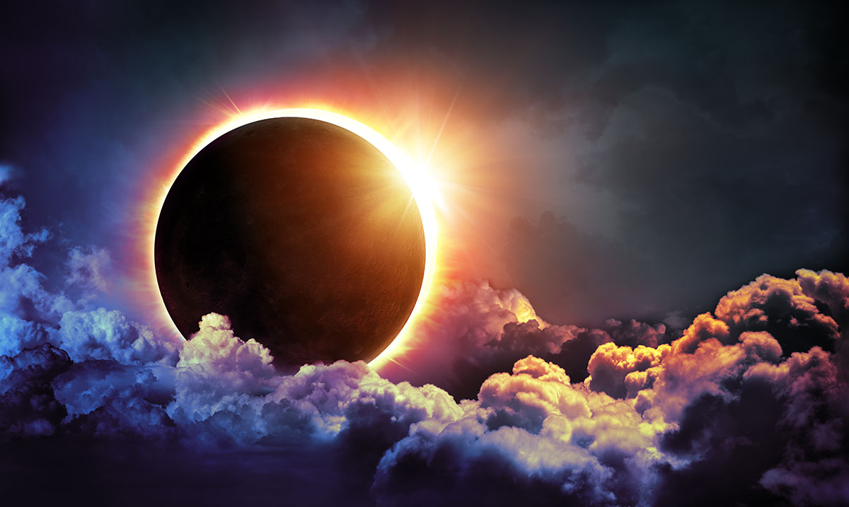 Unusual Things That Happen With a Total Solar Eclipse