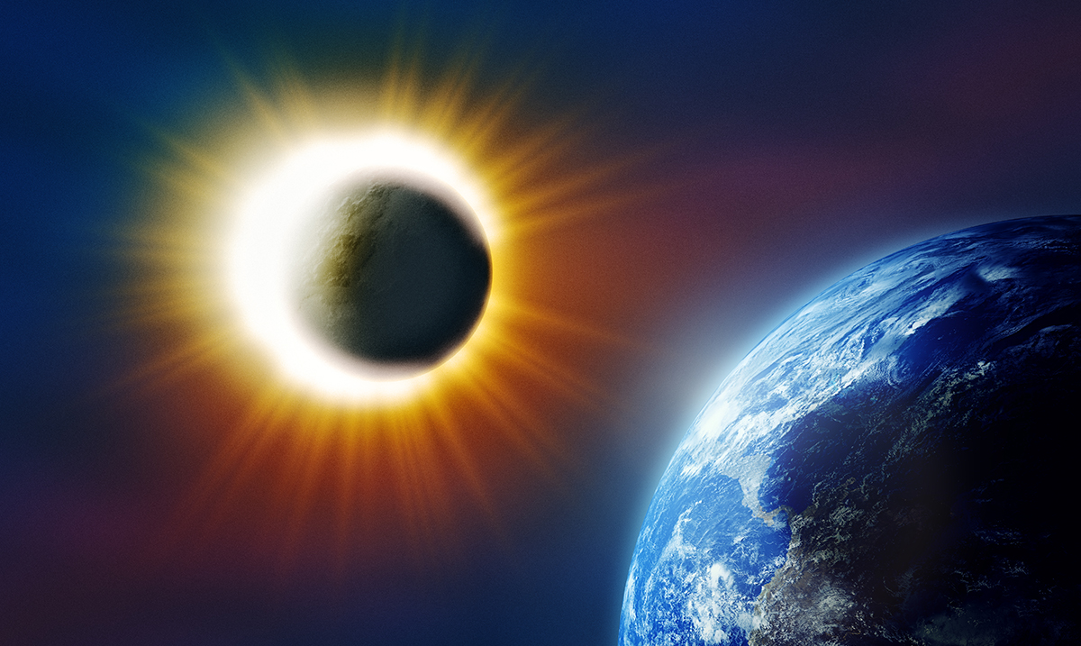 The Effect of a Solar Eclipse on Your Mind, Body, and Soul