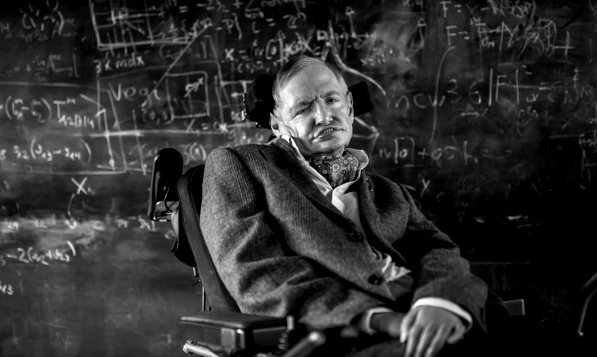 How To Cope With Severe Depression, According To Stephen Hawking