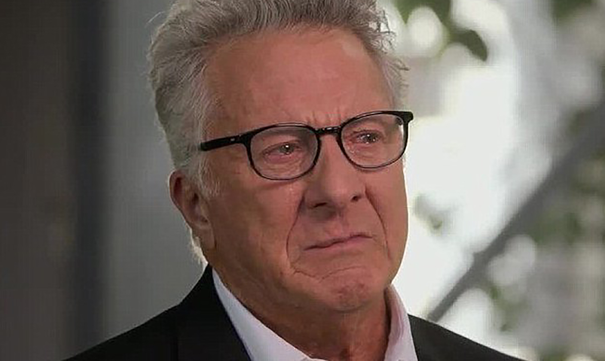 Dustin Hoffman in Tears as He Explains Something That The Whole World Needs To Hear