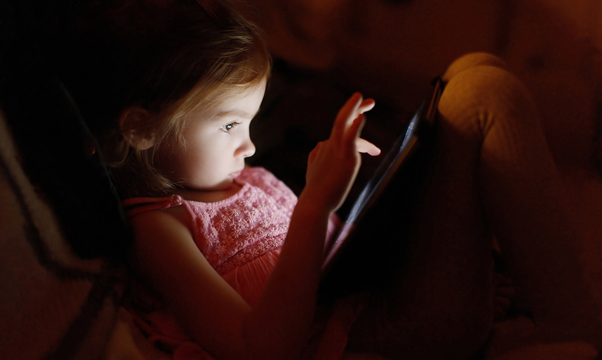 Toxic Parenting: How iPads and Tablets are Ruining Your Children