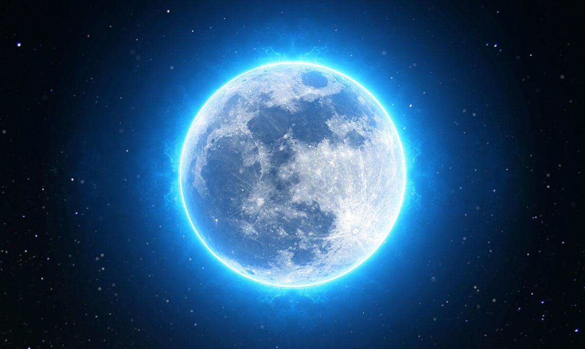 Resultado de imagem para luna azul
