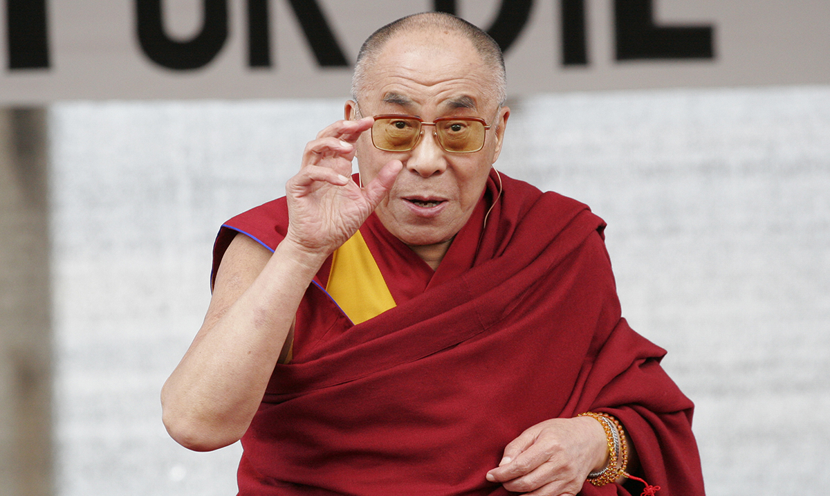 This is the True Meaning of Life, According to The Dalai Lama
