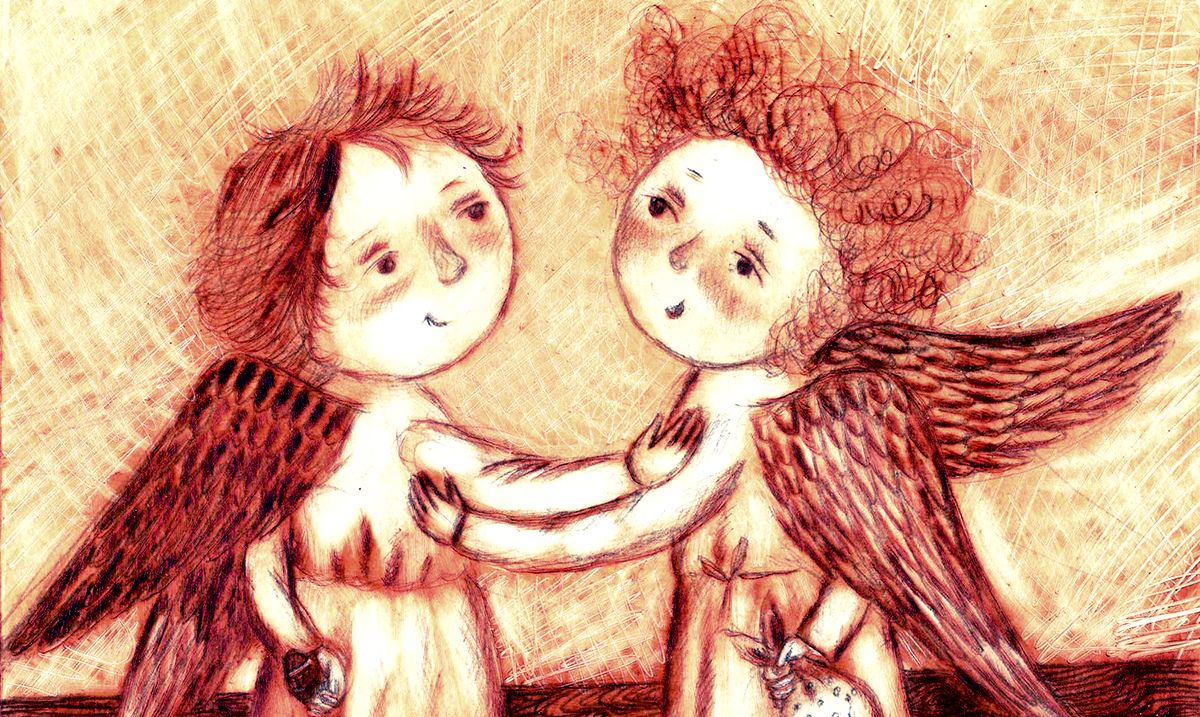 14 Signs Your Best Friend Is Your Guardian Angel in Disguise