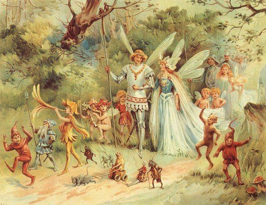 15 Signs You Descend From A Fairy Bloodline – Awareness Act
