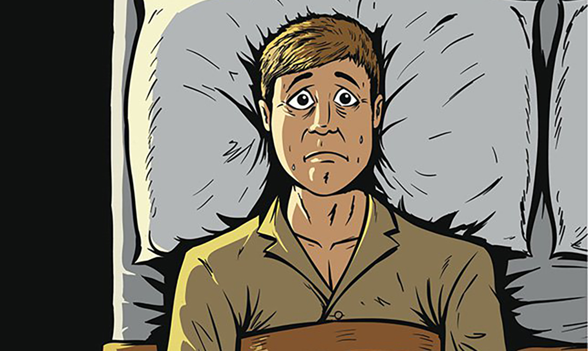 8 Thoughts that Are Keeping You Up At Night