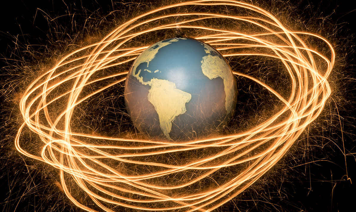 A Galactic Tidal Wave of Divine Light is Raising the Frequency of Earth, Ending the Old Reality