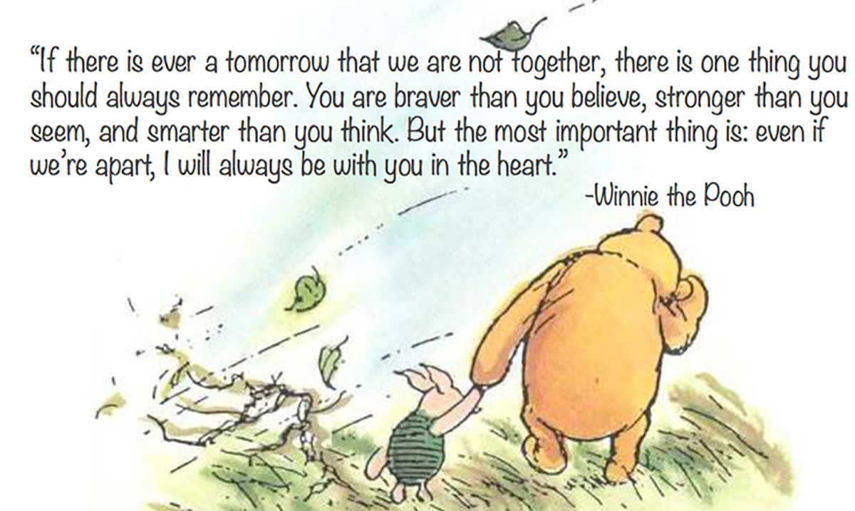 21 Deep-Seated Quotes From Winnie The Pooh That We Should
