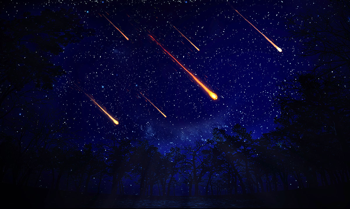 Get Ready! You Don't Want To Miss The Most Beautiful Meteor Shower Of The Year!