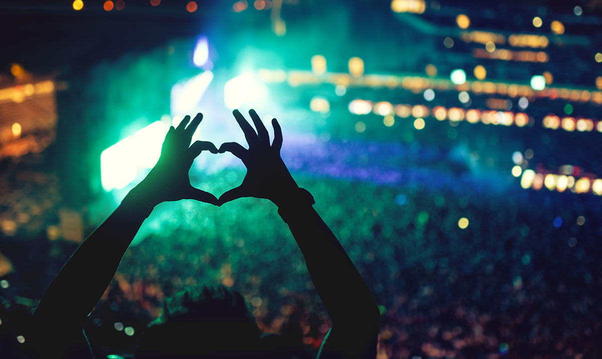 Science Says People Who Regularly Attend Concerts Are Happier