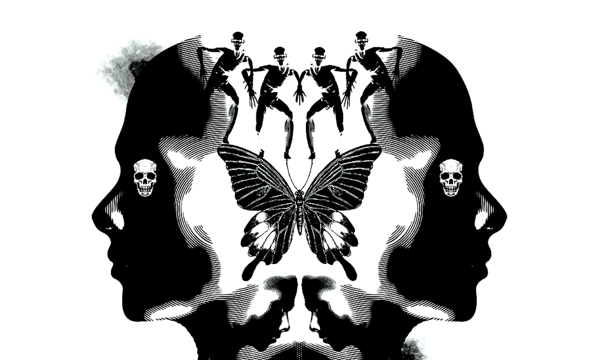 Using The Rorschach Inkblot Test To Determine Your True Personality