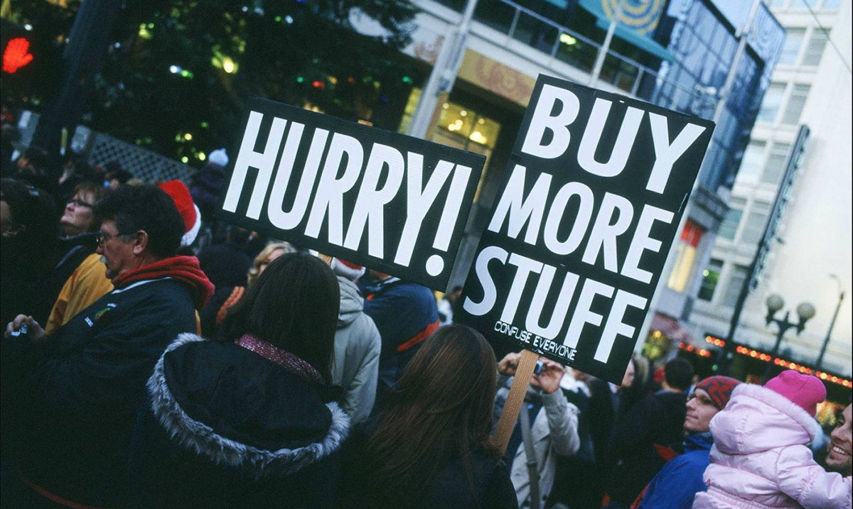 The Dark Side Of Consumerism – How Our Endless Need For Things Is Going To End Humanity Forever