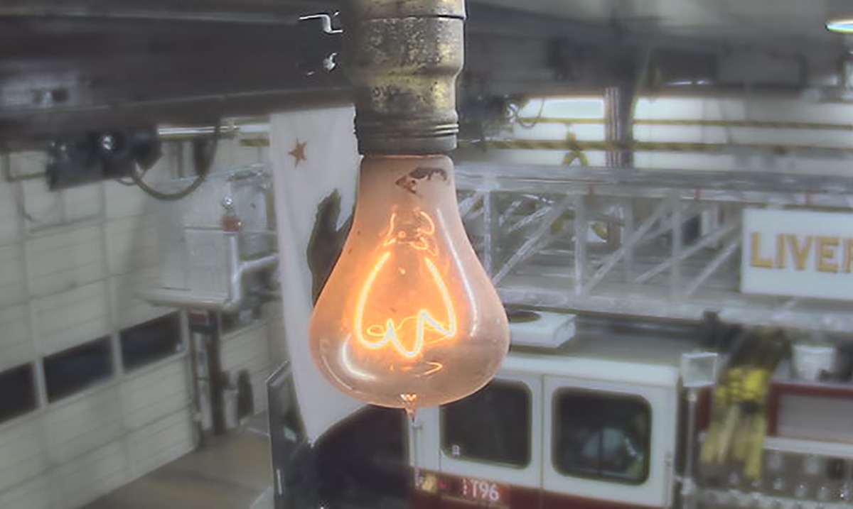 This Light Bulb Has Been on Since 1901 – 116 Years and Counting