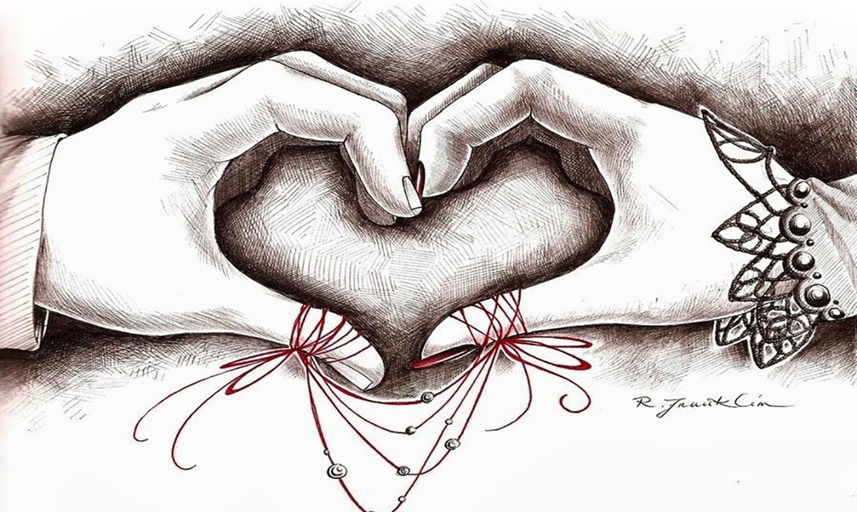 Image result for The Invisible Thread Between Two People Who Are Meant to Be Together