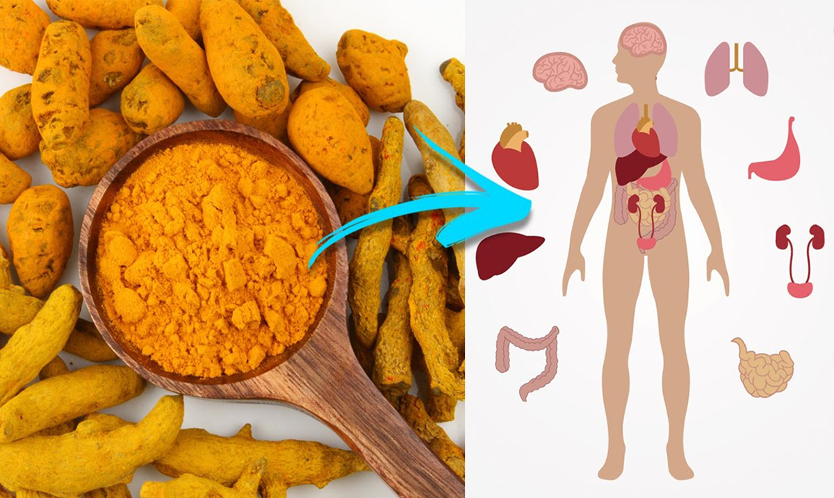 8 Ways Your Body Transforms When You Ingest Turmeric Daily