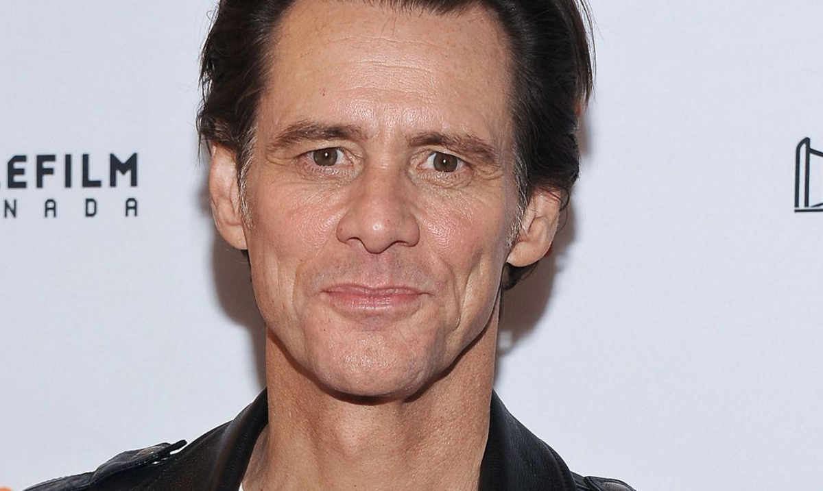 Jim Carrey's Beautiful Message For Anyone Suffering With Depression