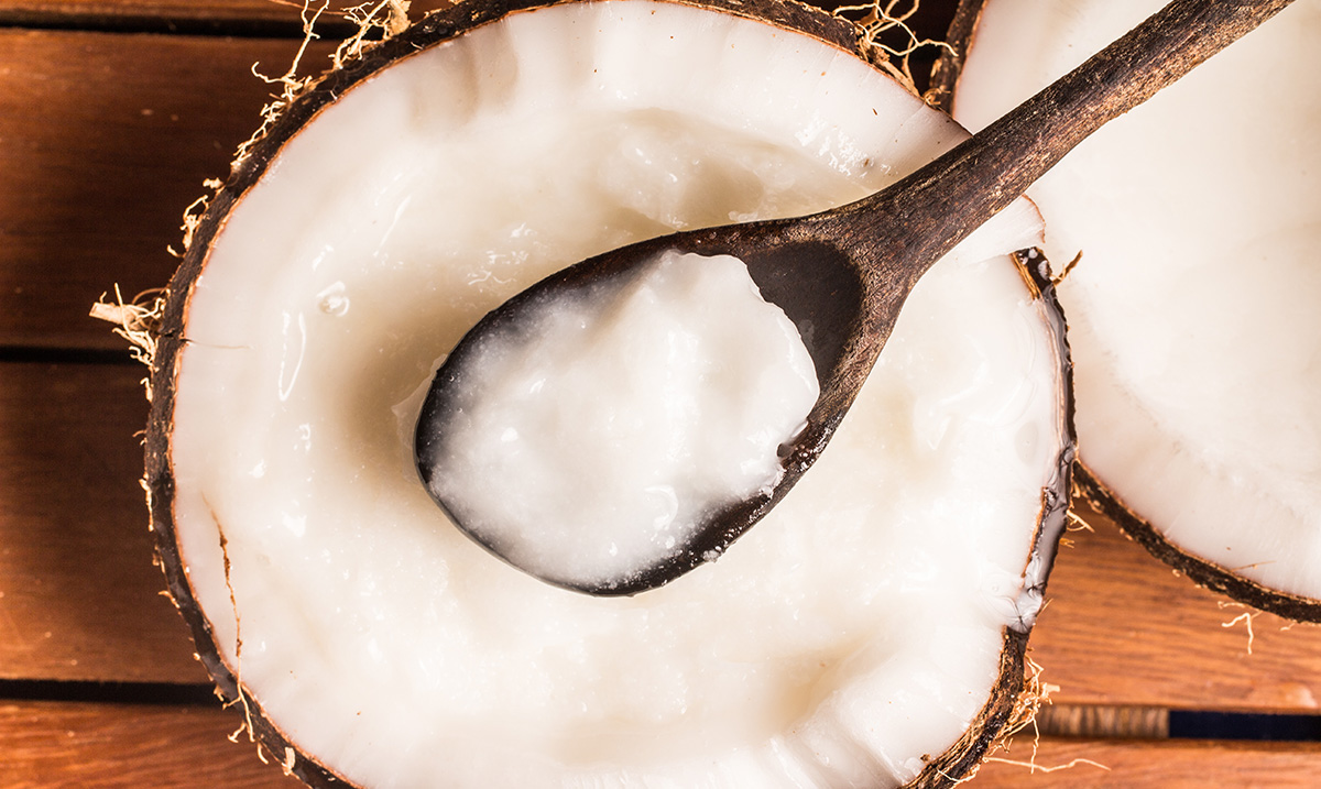 Quick Coconut Oil Detox to Get Rid of Parasites, Viruses, and Infections