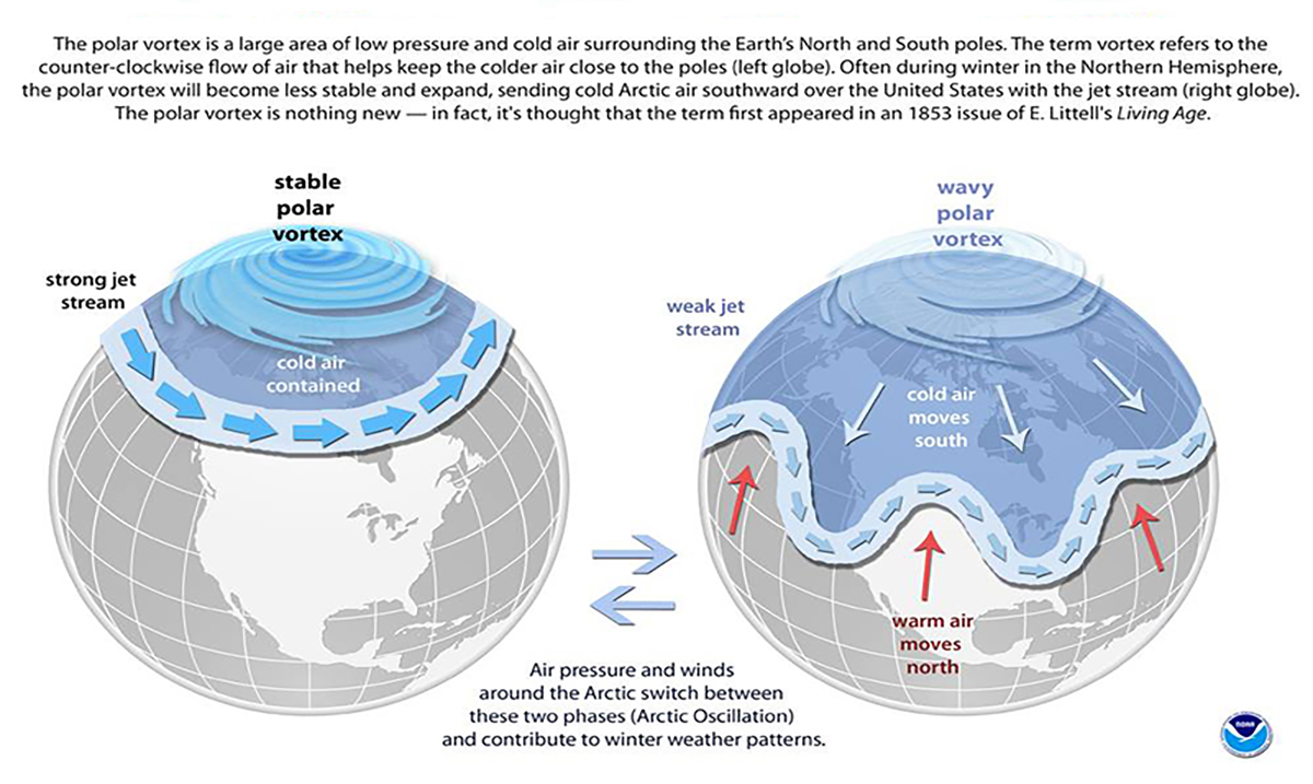 What You Need to Know About the Polar Vortex That is Freezing the U.S.