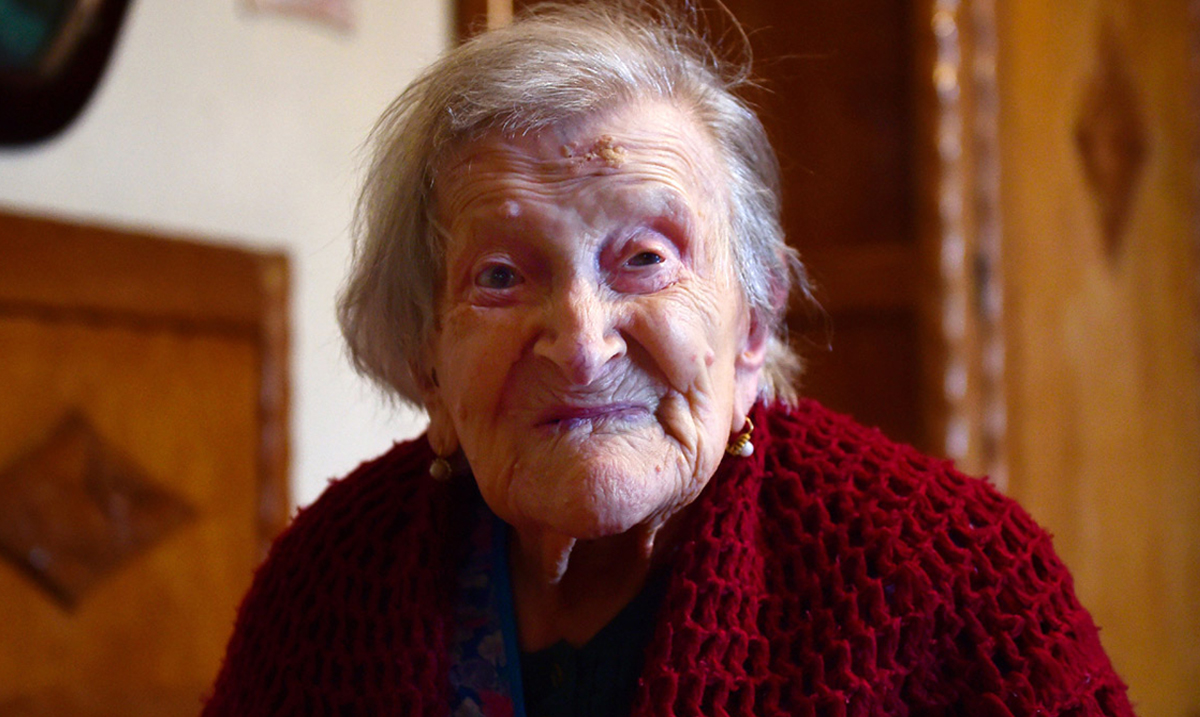 The Oldest Person In The World Reveals What She Eats On A Daily Basis