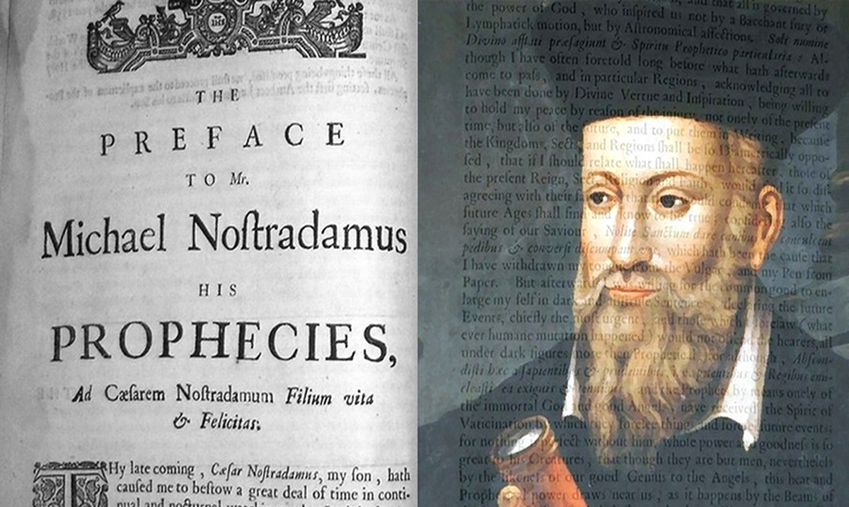 Nostradamus Prophecies for 2018: World War 3 and the Collapse of the Global Economy