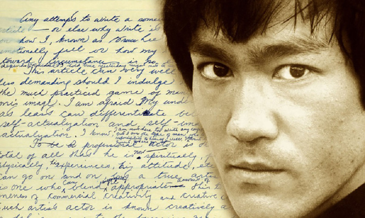 Bruce Lee's Unpublished Letters Reveal His Process to Personal Awakening