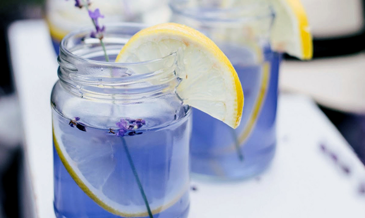 Lavender Lemonade Is The Best And Most Natural Way To Rid Your Life Of Headaches And Anxiety
