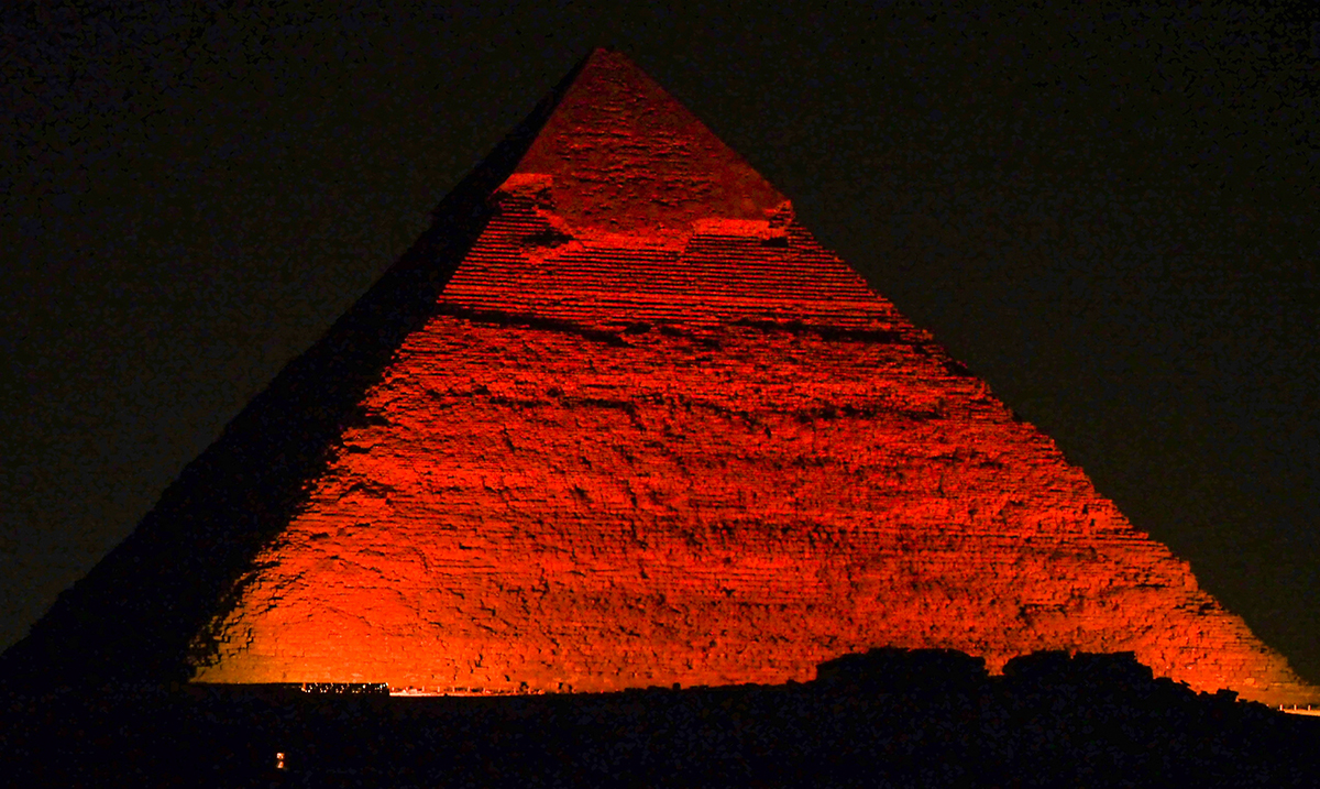 Archaeologists Have Finally Uncovered The Truth Behind The Great Pyramid