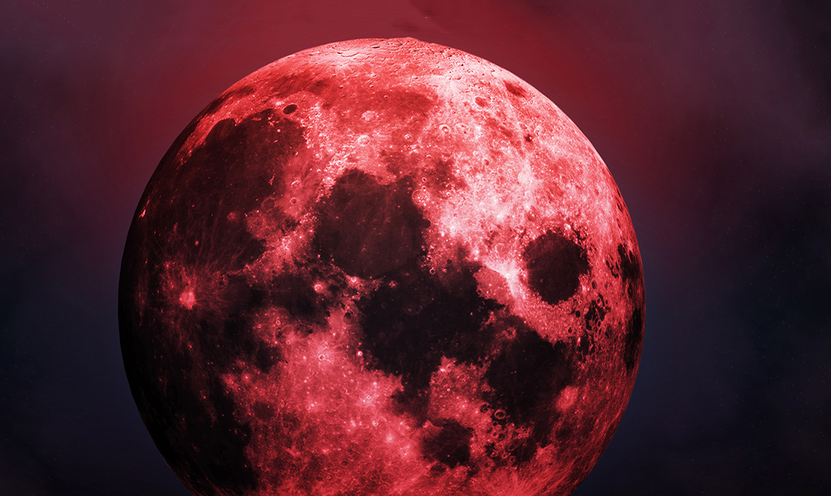 Upcoming Rare Super Blue Blood Moon Will Usher in the Beginning of a New 6 Month Era