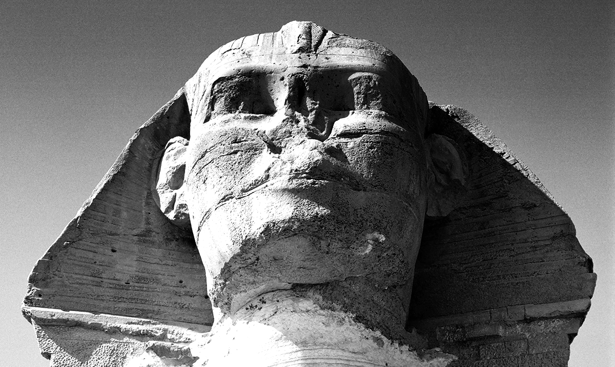 The Great Sphinx Might Be 800,000 Years Old, According to Ukranian Researchers