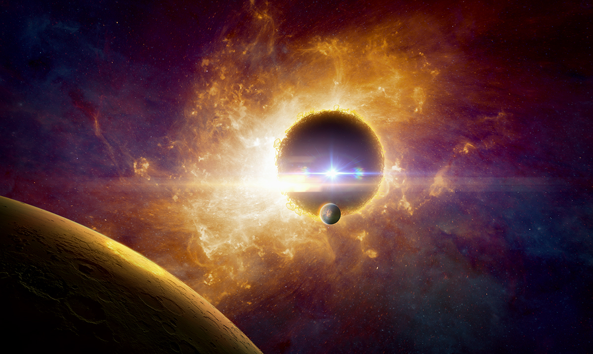 Prepare For A Massive Energy Shift As We Enter the Eclipse Zone