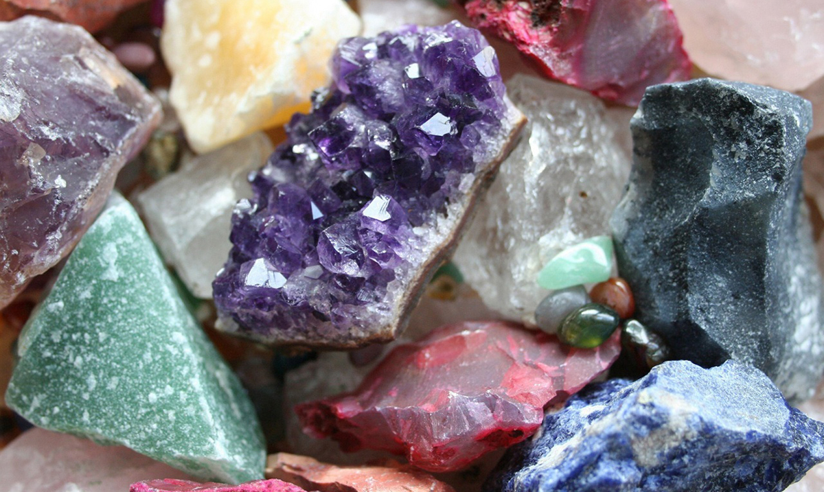 Every Woman Should Have These 8 Crystals in Her Magical Arsenal