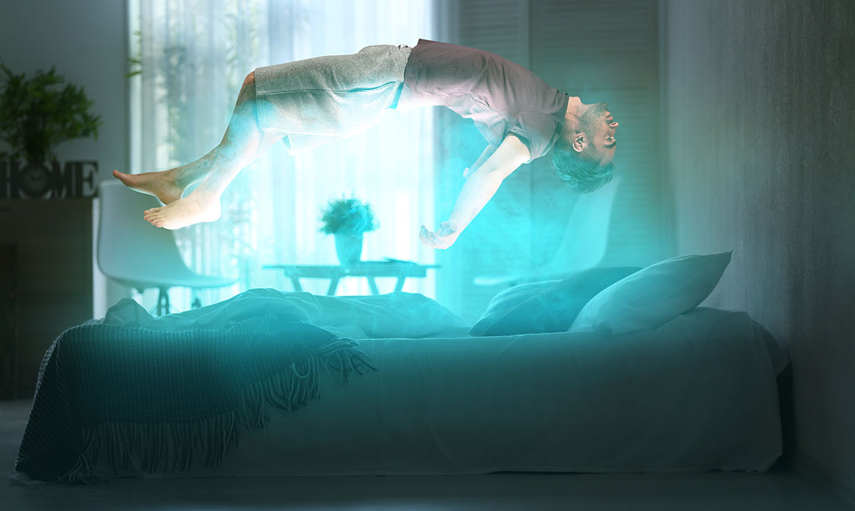 The Terrifying Reason Why We Have Sleep Paralysis, According to Science