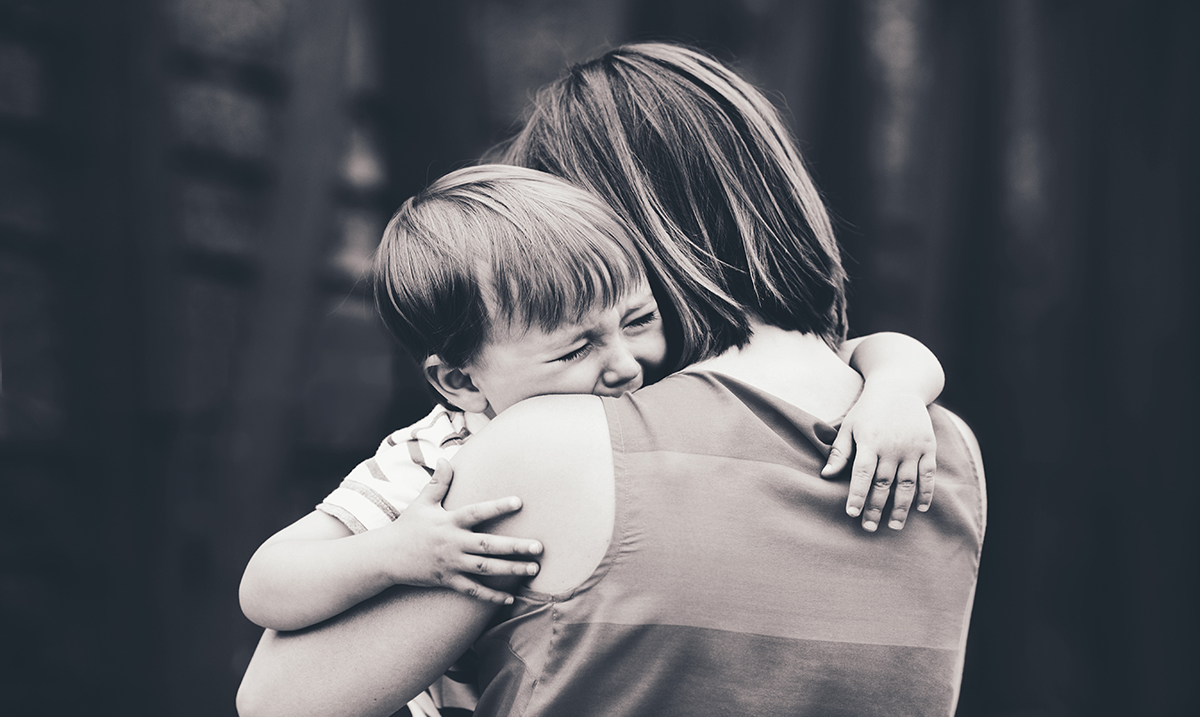 Why You Should Always Comfort An Upset Child, Regardless of Why They Are Upset