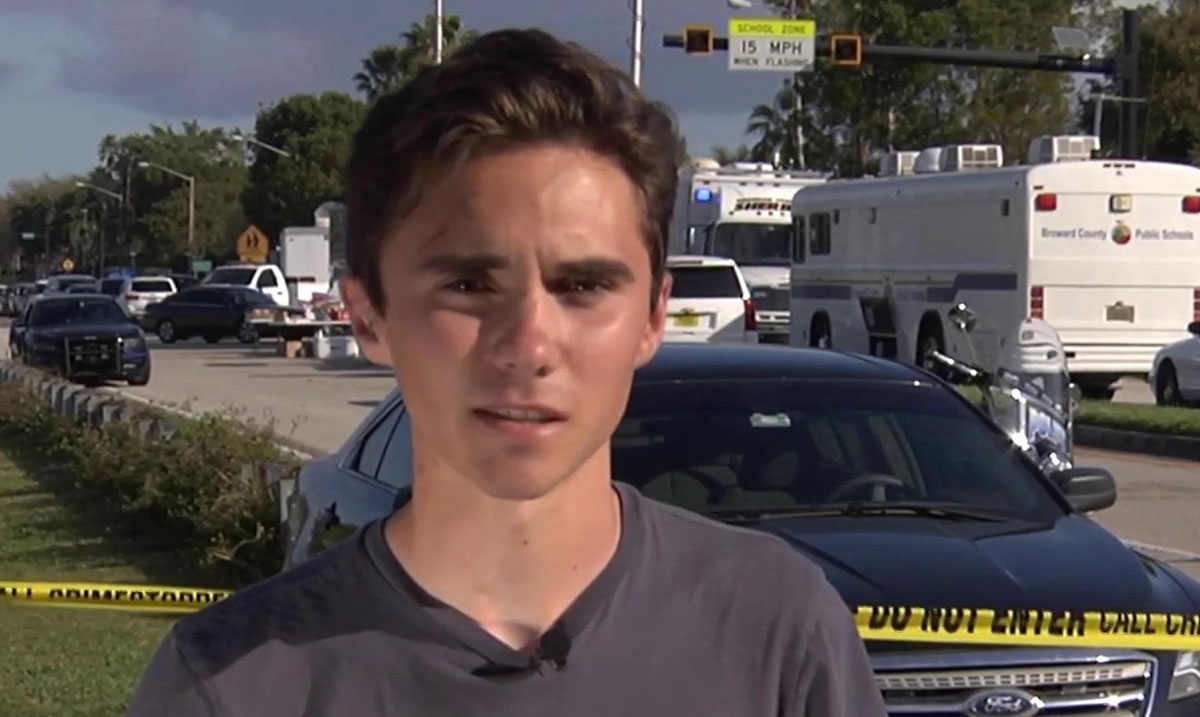 Viral Video Brings Up Interesting Questions In Regards to Possible 'Crisis Actor' Who Survived Florida Shooting