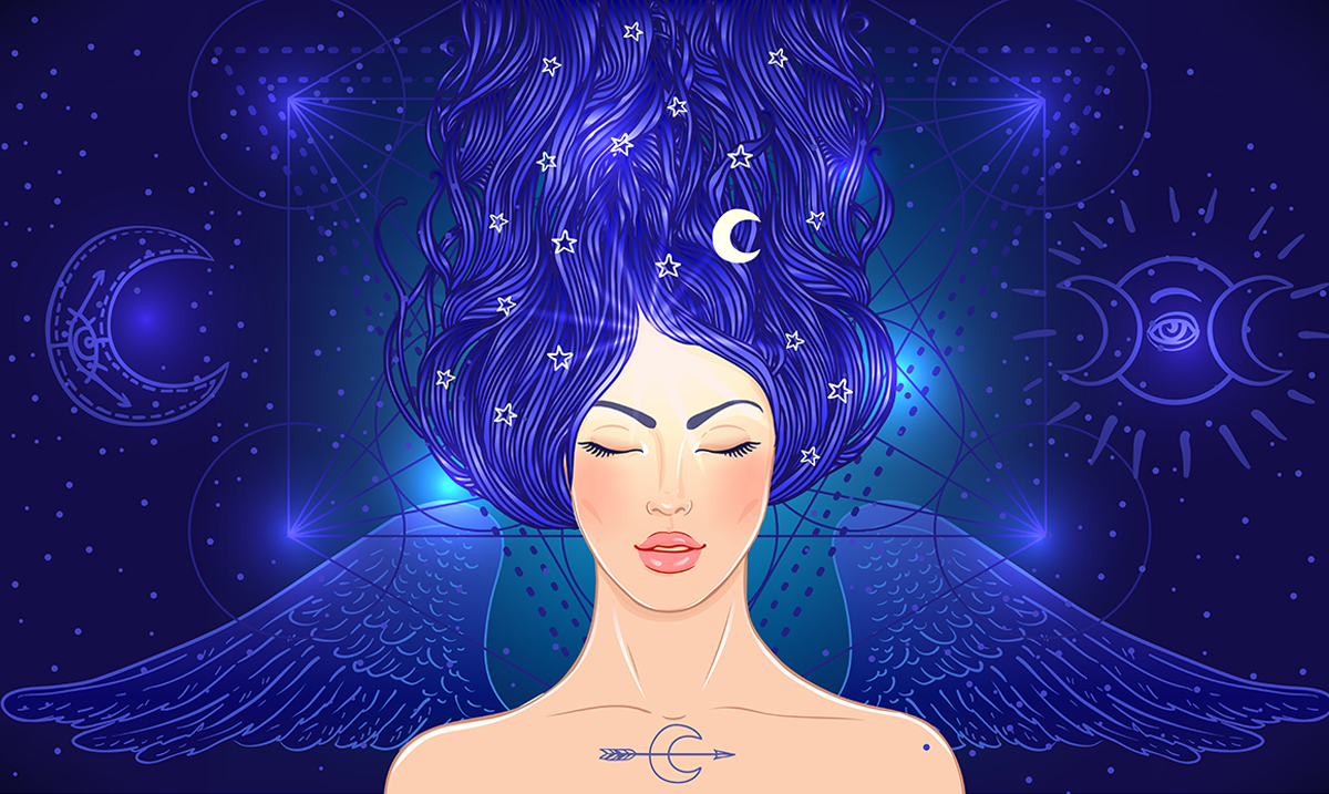 Channeling the Energy of the Upcoming New Moon to Right the Wrongs of Your Past