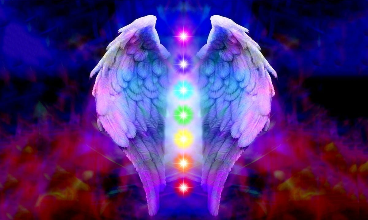 Using Colors To Summon The Powers Of Your Guardian Angels