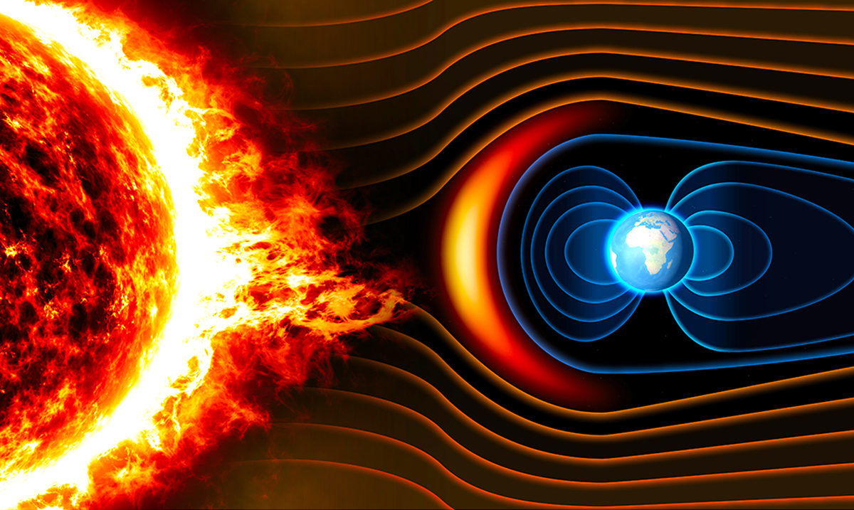 Scientists Believe A Magnetic Pole Shift Is Right Around The Corner
