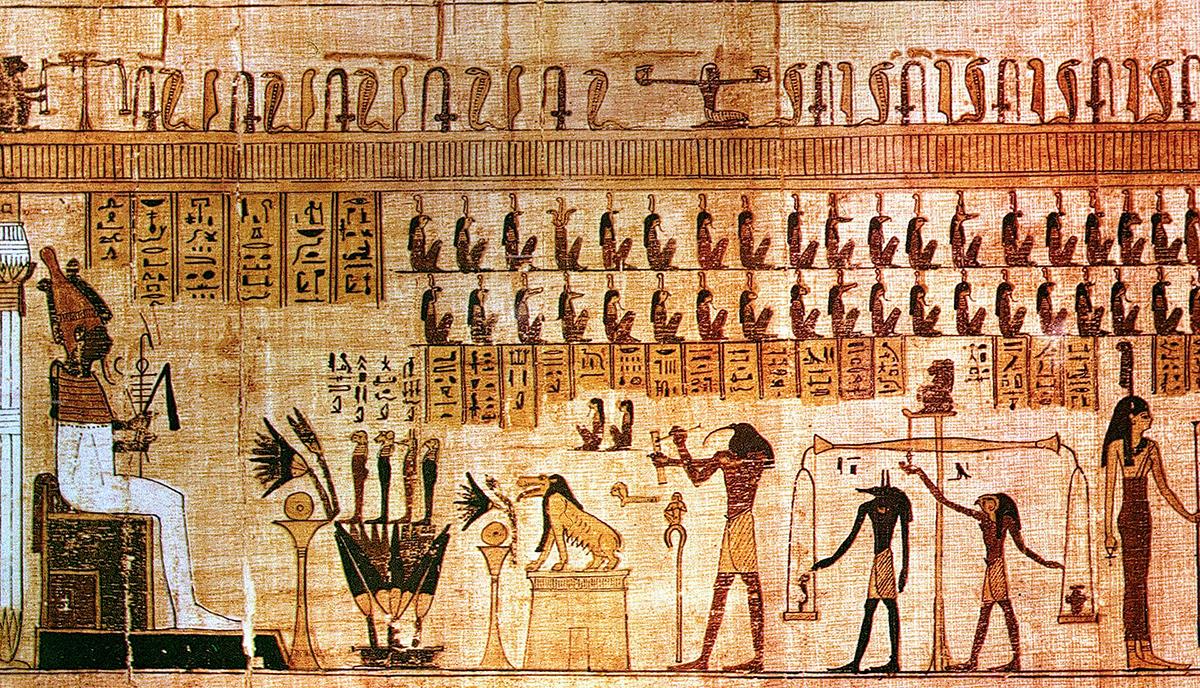 Những bức tranh vẽ trên giấy đầu tiên của nhân loại