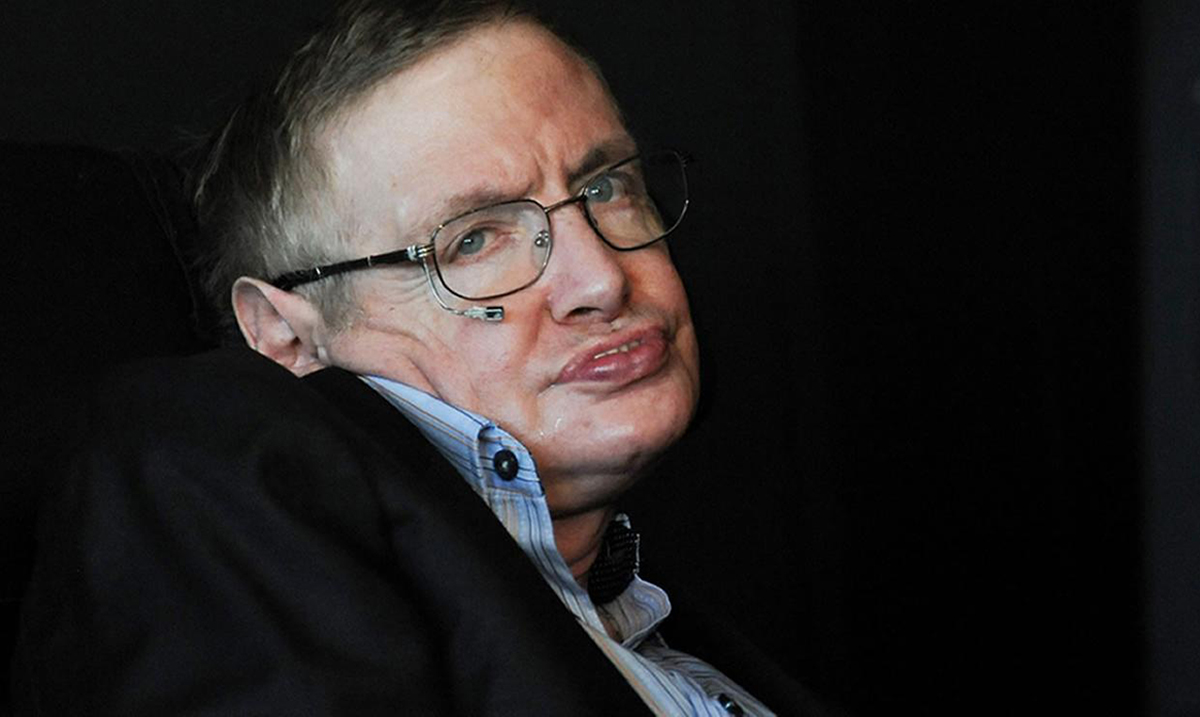 Steven Hawking, Renowned Physicist Dies At the Age of 76 ...