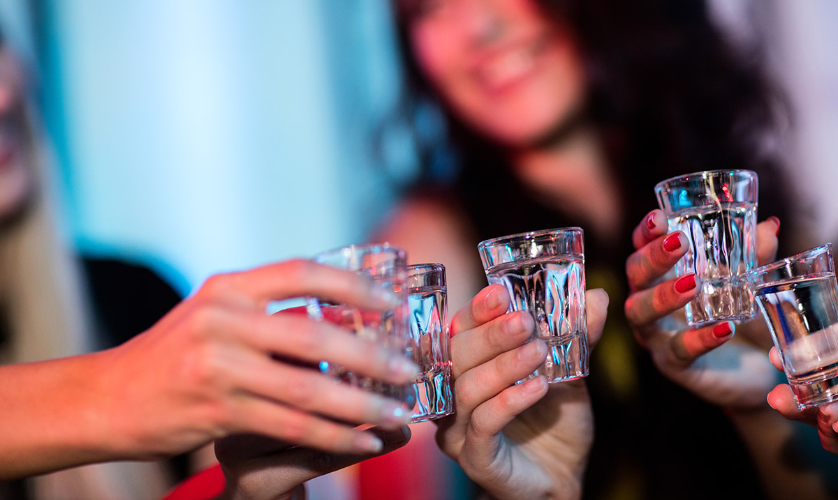 Study Shows Even Moderate Drinking Might Not Be Worth The Risks