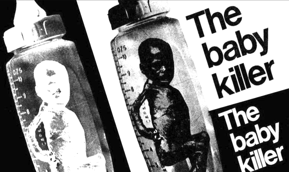 Nestlé Once Got Thousands Of Babies Addicted To Their Formula And Then Left Them To Die