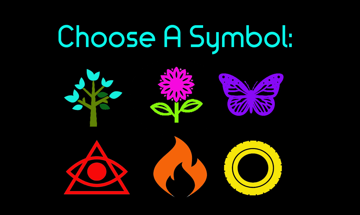 Choose A Symbol and See What It Has To Say About You
