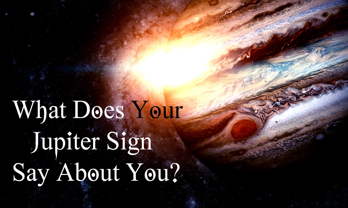 Unconventional Astrology: What Does Your Jupiter Sign Say About You?